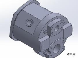 A10V-71型轴向柱塞泵