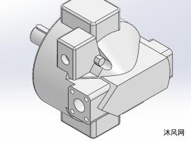 JBP单联型径向柱塞泵
