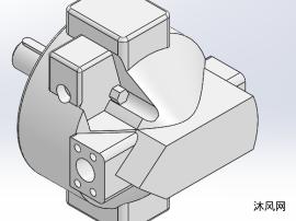 JBP双联型径向柱塞泵