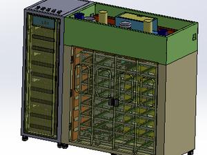 工业电源烤箱