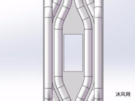 锅炉开孔弯管