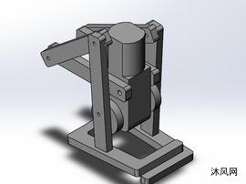 双足机器人设计