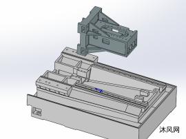 VMC650立式加工中心光机