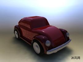 甲壳虫汽车SW模型