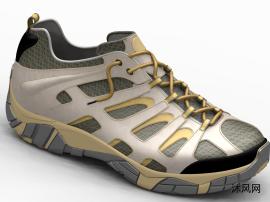 旅游鞋模型