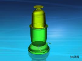 電動榨汁機造型
