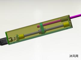 电缸结构详解图