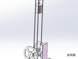 sw電控無碳小車設計