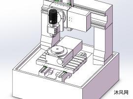 DX200龙门雕铣机方案