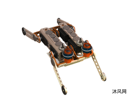 模块化机器人之翻滚机器人