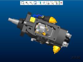 发动机VE泵