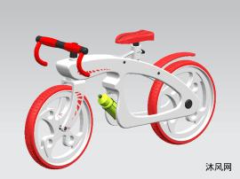 ug概念自行车