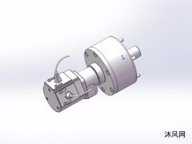 5款  RS附逆止阀行控型回转油缸、液压缸