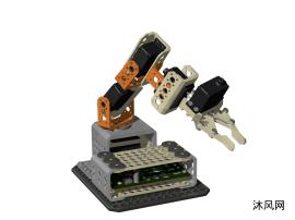 模块化机器人之机械手