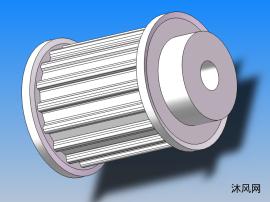 AT5-25-1F型同步带轮 共12种型号