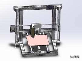 RepRap Prusa i3 3D打印机