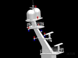 船舶雷達天線