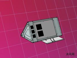 三角3D打印机