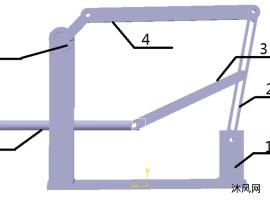 直线运动机构有限元分析与仿真