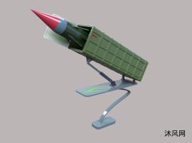 导弹开盖机构