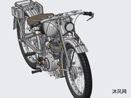 俄罗斯L300摩托车