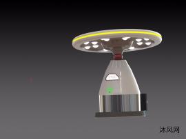 小蘑菇台灯