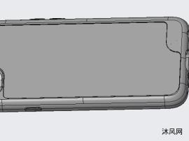 iPhone6手机保护套模具图纸