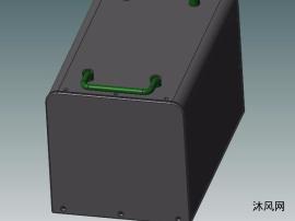 一款实用的电源供电机箱