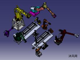 机器人工作组
