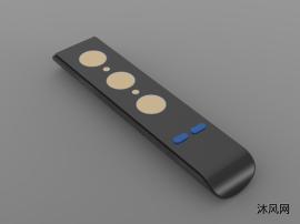 电视遥控器UG设计