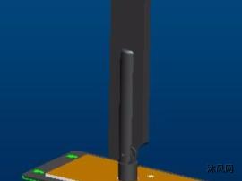 联通4G模块组件