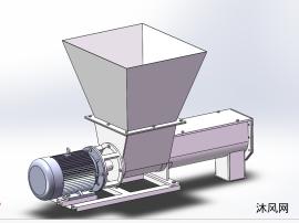 小型单螺旋给料机