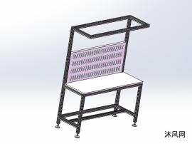 铝型材调试桌