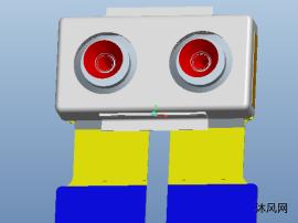 双摄像头模型
