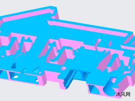 某校-UJ5-2.5FD分段彈簧式接線端子注射模具設計-原創