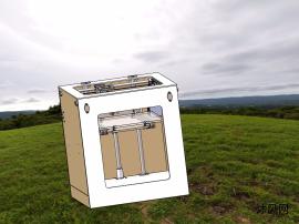 创客1号3D打印机