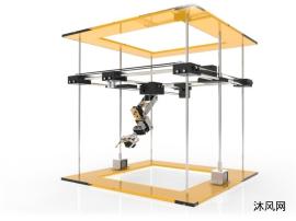 空中作业智能搬运机械手