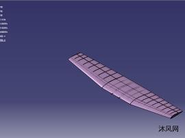 初教五机翼