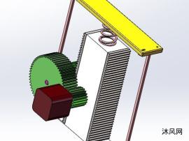 三方向浮力式波浪能发电装置