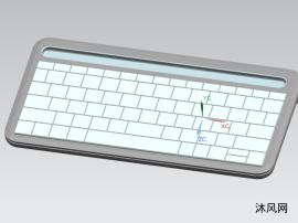 笔记本无线键盘