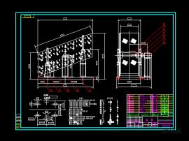 4YK-2160圆振动筛外形图