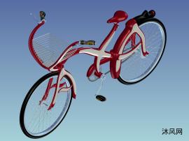 优美的自行车