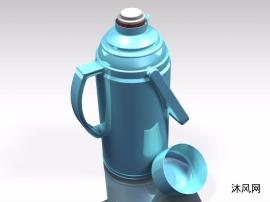 热水瓶CATIA模型