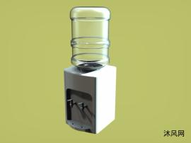 飲水機CATIA模型