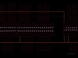 基于S7-200PLC五岔口红绿灯控制系统设计