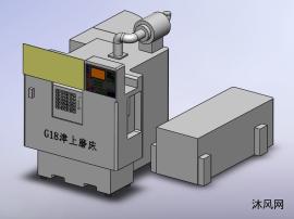 G18-津上磨床简易设计
