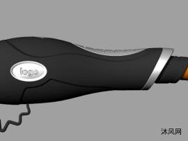 充电桩充电枪模型