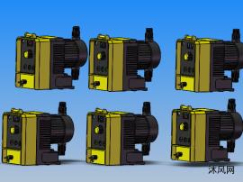 JLM电磁驱动小型微型计量泵 共6种型号