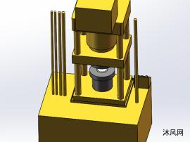 YD65-220T四柱双动液压拉伸机