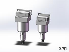 QAFF系列 主管道过滤器(两款模型)